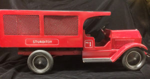 (SORRY - SOLD) Antique Sturditoy Toy Truck