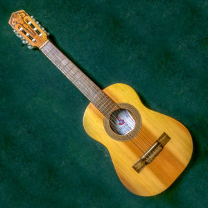 (SORRY - SOLD) Handmade Classical Guitar