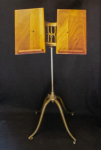 (SORRY - Sold Quickly) Antique Book Stand