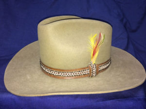 (SOLD) Vintage Stetson Winchester Hat