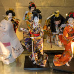 Traditional Japanese Dolls