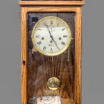 (SOLD) New England Wall Clock